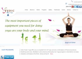 vedicpoweryoga.com