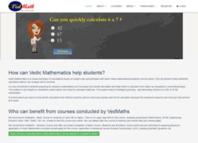 vedmath.com