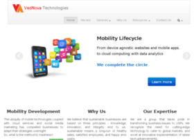 vednovatechnologies.com