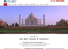 veebeetours.com