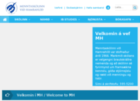 vefir.mh.is