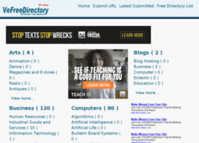 vefreedirectory.in