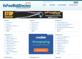 vefreewebdirectory.in