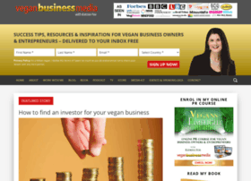 veganbusinessmedia.com