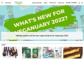 veganfoodmagazine.com