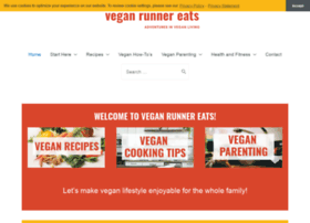 veganrunnereats.com