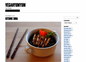 veganyumyum.com