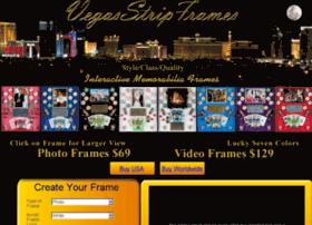 vegasstripframes.com