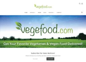 vegefood.com