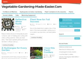 vegetable-gardening-made-easier.com
