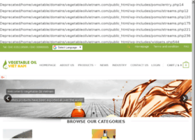 vegetableoilvietnam.com