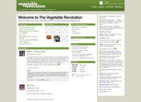 vegetablerevolution.co.uk