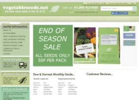 vegetableseeds.net