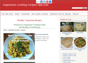vegetarian-cooking-recipes-tips.com