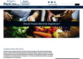 vegetarian.procon.org