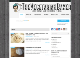 vegetarianbaker.com