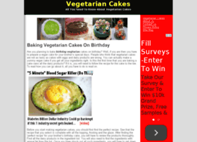 vegetariancakes.in