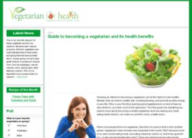 vegetarianforhealth.com