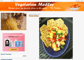 vegetarianmedley.blogspot.in