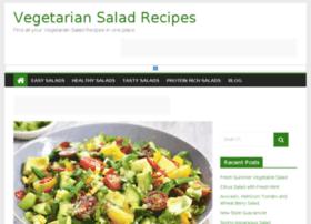 vegetariansaladrecipes.com