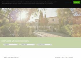 veggie-hotels.com