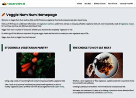 veggienumnum.com