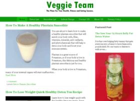 veggieteam.com