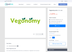 vegonomy.com