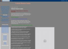 vehiclefinanceloans2.blogspot.com