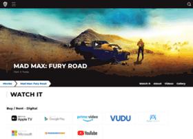 vehicleshowcase.madmaxmovie.com