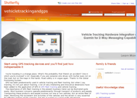 vehicletrackingandgps.shutterfly.com