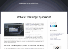 vehicletrackingequipment.co.za