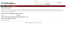 veikkaajat.net