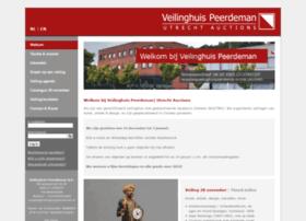 veilinghuispeerdeman.nl