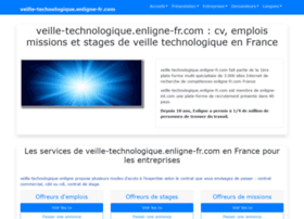 Veille-technologique.enligne-fr.com