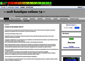 velane19.boosterblog.com