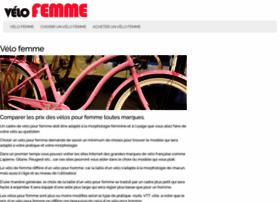 velo-femme.com
