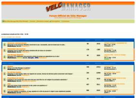 velo-manager.forum-pro.fr