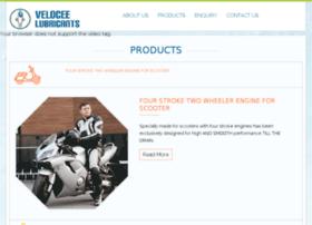 veloceelubricants.com