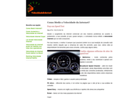 velocidadeinternet.net.br