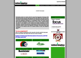 velocimetry.net