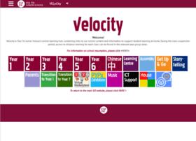 velocity.sjs.edu.hk