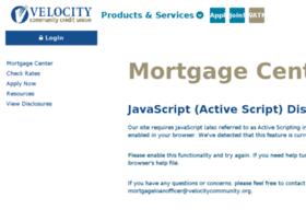 velocitycommunity1.mortgagewebcenter.com
