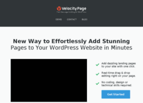 velocitypage.com
