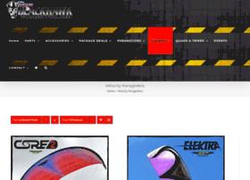 velocityparagliders.com