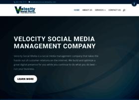velocitysocialmedia.com