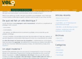 veloelectriques.com