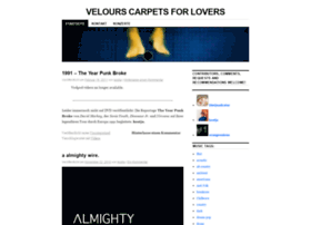 velourscarpetsforlovers.wordpress.com