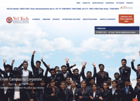 veltechuniv.edu.in