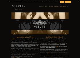 velvet-pr.com